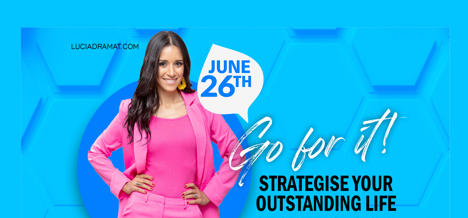 Strategise Your Outstanding Life June 2021